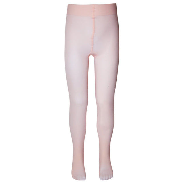 Pink - Front - Silky Womens-Ladies Convertible Dance Support Tights (1 Pair)