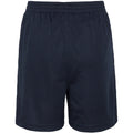 French Navy - Front - AWDis Just Cool Childrens-Kids Sport Shorts
