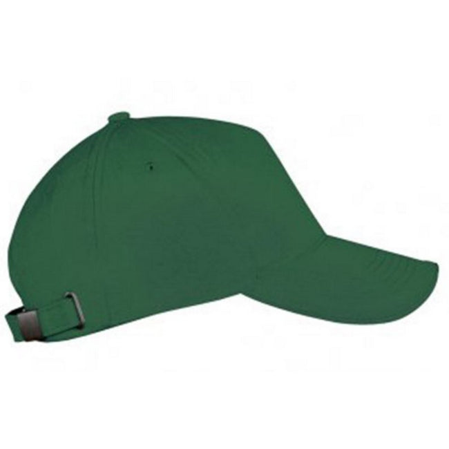 Bottle - Front - SOLS Unisex Long Beach Cap