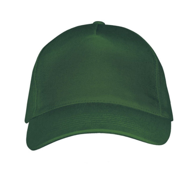 Bottle - Back - SOLS Unisex Long Beach Cap