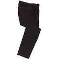 Black - Back - Le Chef Unisex Crease Resistant Prep Trousers