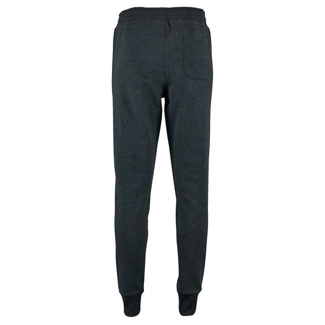 Charcoal Marl - Back - SOLS Womens-Ladies Jake Slim Fit Jogging Bottoms