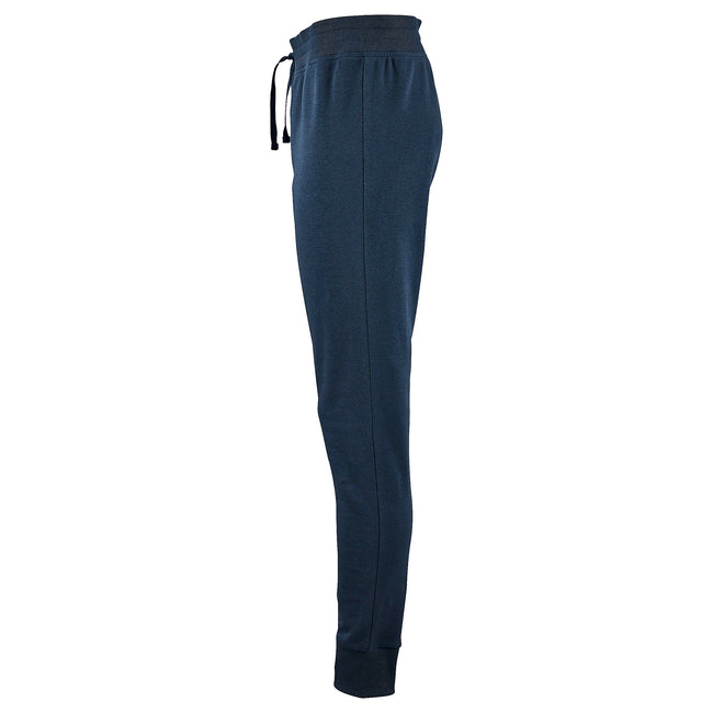 French Navy - Side - SOLS Womens-Ladies Jake Slim Fit Jogging Bottoms