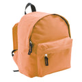 Orange - Front - SOLS Kids Rider School Backpack - Rucksack