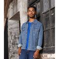Light Blue Wash - Lifestyle - So Denim Mens Noah Denim Jacket
