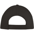 Forest Green - Front - SOLS Unisex Buzz 5 Panel Baseball Cap