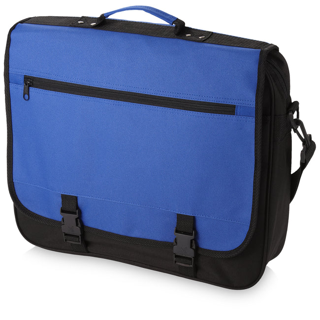 Aqua Blue - Front - Bullet Anchorage Conference Bag