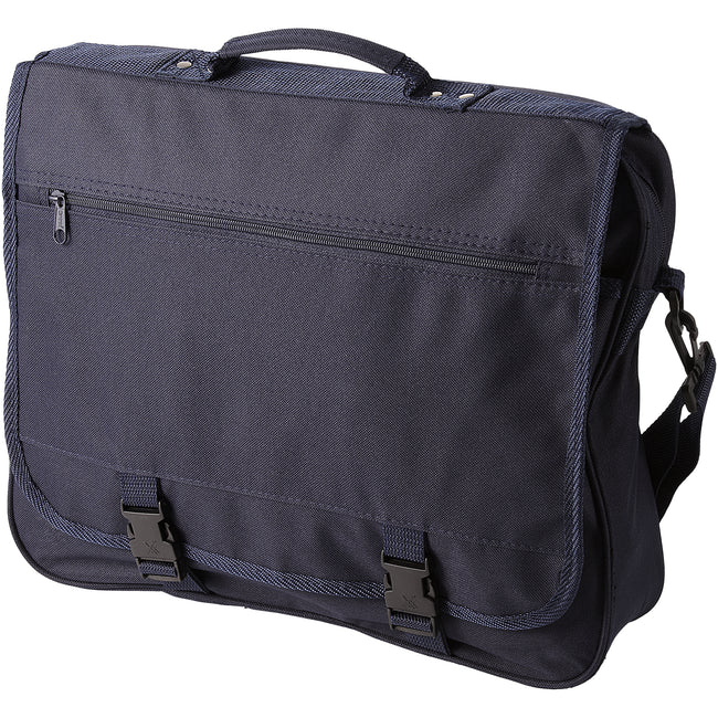 Dark Green - Front - Bullet Anchorage Conference Bag