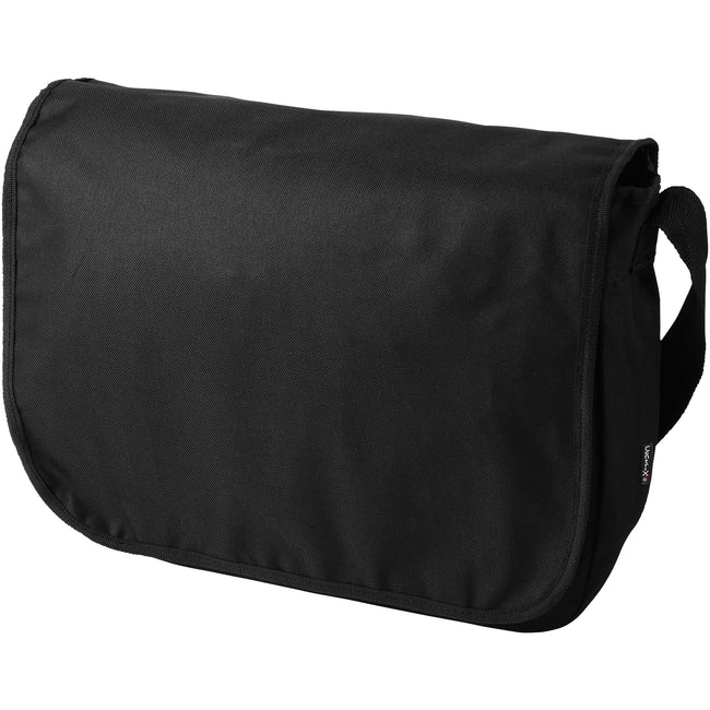 Solid Black - Front - Bullet Malibu Shoulder Bag
