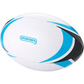 White-Blue - Side - Bullet Stadium Rugby Ball