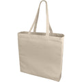 Natural - Front - Bullet Odessa Cotton Tote