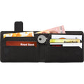 Solid Black - Lifestyle - Marksman Adventurer RFID Wallet