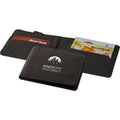 Solid Black - Close up - Marksman Adventurer RFID Wallet