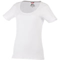 Pink - Side - Slazenger Bosey Short Sleeve Ladies T-Shirt