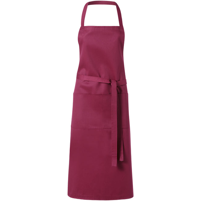 Lime - Front - Bullet Viera Apron (Pack of 2)