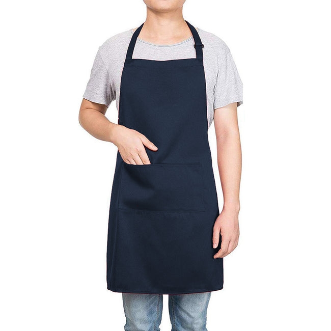 White - Front - Bullet Viera Apron (Pack of 2)