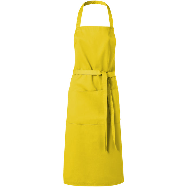Yellow - Front - Bullet Viera Apron (Pack of 2)