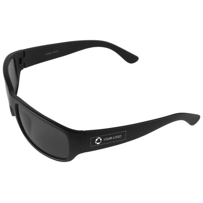 Solid Black - Lifestyle - Bullet Arena Sunglasses (Pack of 2)