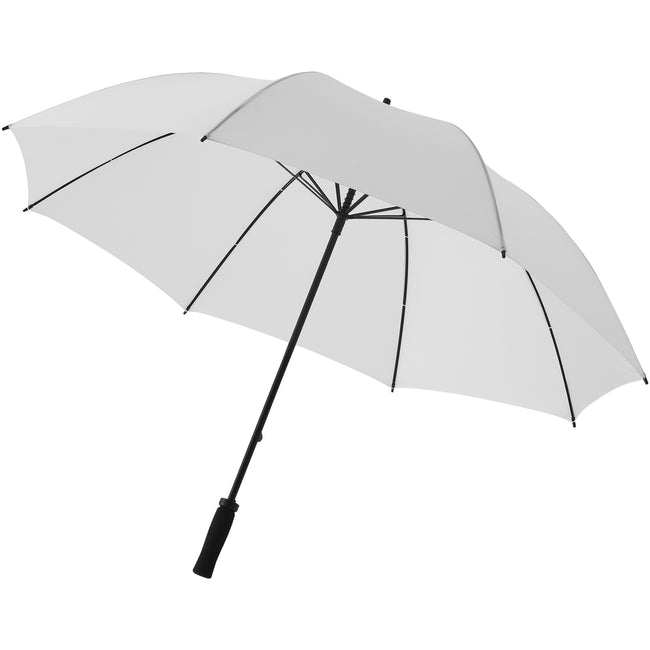 White - Front - Bullet 30in Yfke Storm Umbrella (Pack of 2)