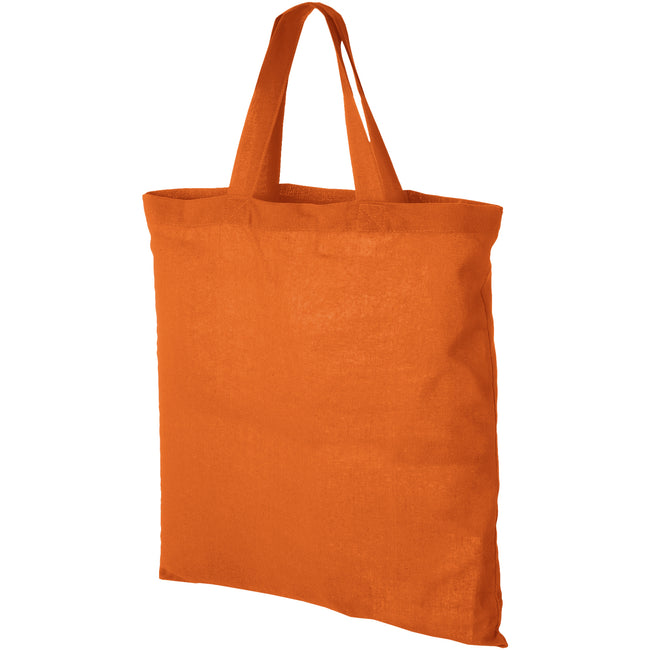 Orange - Front - Bullet Virginia Cotton Tote (Pack of 2)