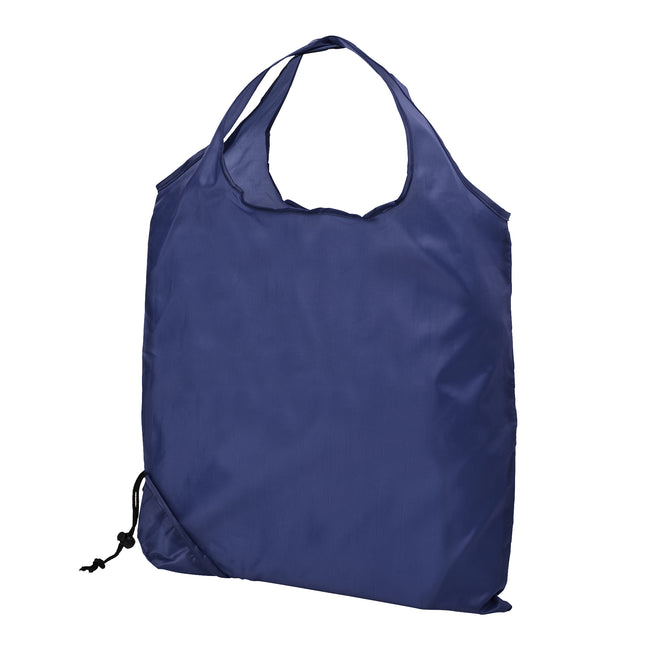 Royal Blue - Front - Bullet Scrunchy Shopping Tote Bag
