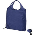 Royal Blue - Back - Bullet Scrunchy Shopping Tote Bag