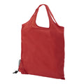 Red - Front - Bullet Scrunchy Shopping Tote Bag