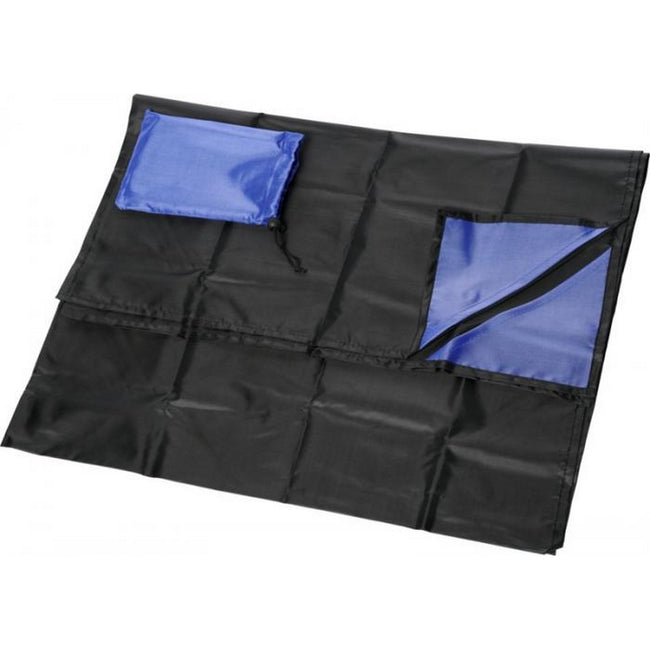 Blue - Front - Bullet Perry Picnic Mat