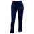 Black - Front - Regatta Great Outdoors Womens-Ladies Geo Softshell II Short Leg Trousers