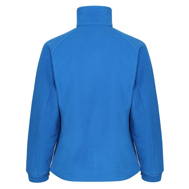 Dark Navy - Front - Regatta Ladies-Womens Thor III Fleece Jacket