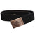 Black - Front - Regatta Mens Premium Workwear Belt With Stretch