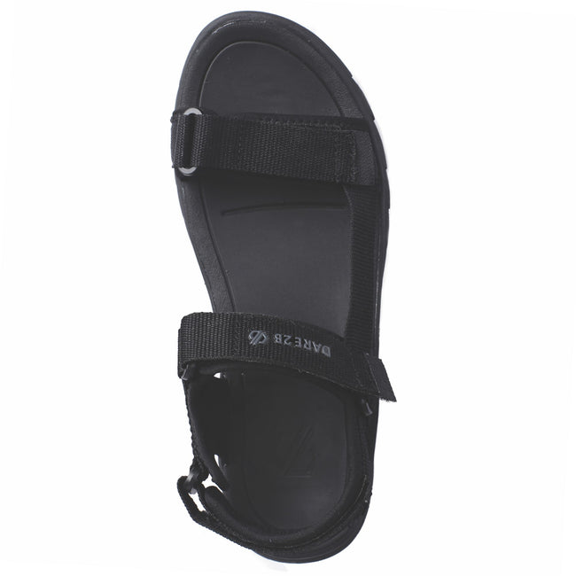 Black-Black - Lifestyle - Dare 2b Mens Xiro Sandals