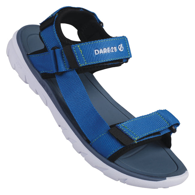 Petrol Blue - Back - Dare 2b Mens Xiro Sandals