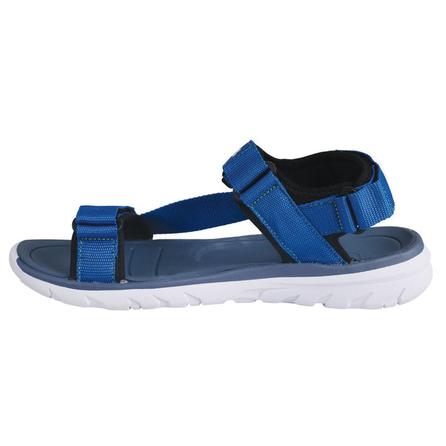Petrol Blue - Side - Dare 2b Mens Xiro Sandals