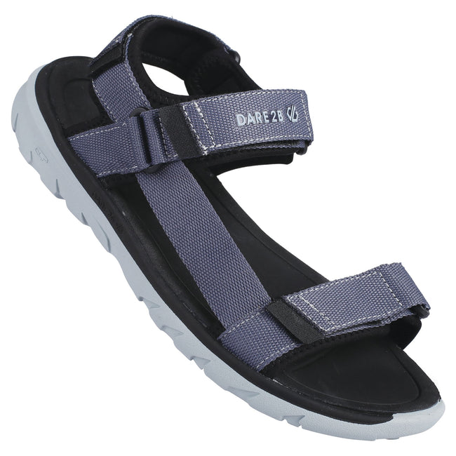 Meteor-Argent Grey - Back - Dare 2b Mens Xiro Sandals