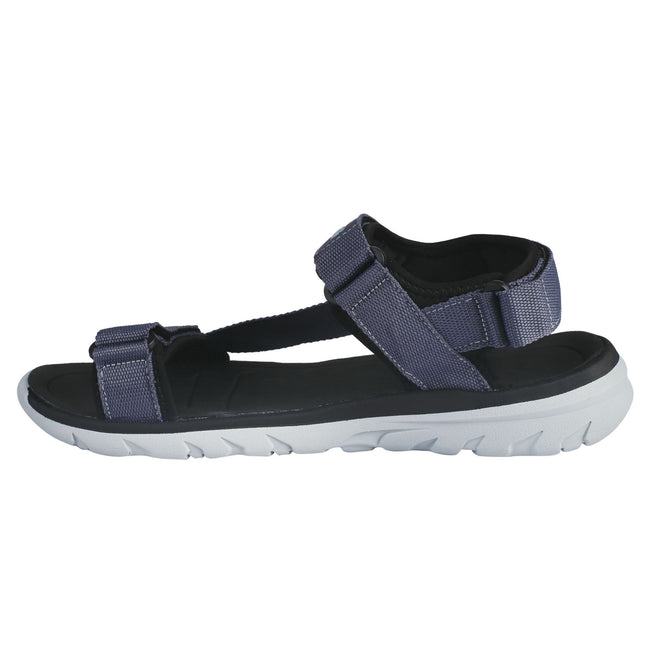 Meteor-Argent Grey - Side - Dare 2b Mens Xiro Sandals