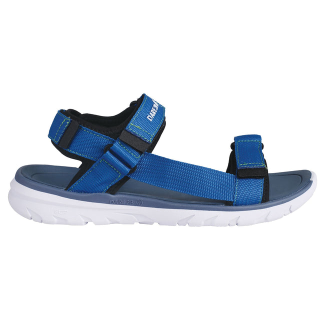 Petrol Blue - Front - Dare 2b Mens Xiro Sandals
