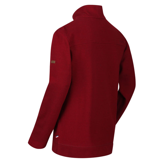 Delhi Red - Lifestyle - Regatta Mens Theon Sweatshirt