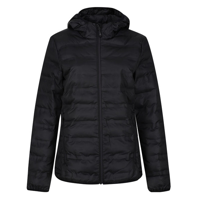 Black - Front - Regatta Womens-Ladies X-Pro Icefall III Insulated Jacket