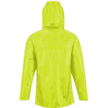 Yellow - Back - Portwest Mens Classic Rain Jacket (S440)