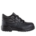 Black - Back - Portwest Unisex Steelite Protector Safety Boot S1P (FW10) - Workwear