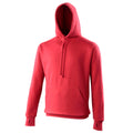 Red Hot Chilli - Front - Awdis Mens Street Hooded Sweatshirt - Hoodie