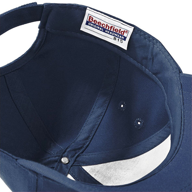 French Navy - Lifestyle - Beechfield Unisex Ultimate 5 Panel Baseball Cap