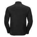 Classic Red - Pack Shot - Russell Europe Mens Full Zip Anti-Pill Microfleece Top