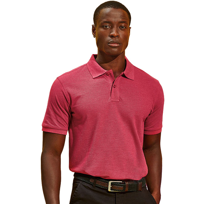 Kelly - Front - Asquith & Fox Mens Plain Short Sleeve Polo Shirt