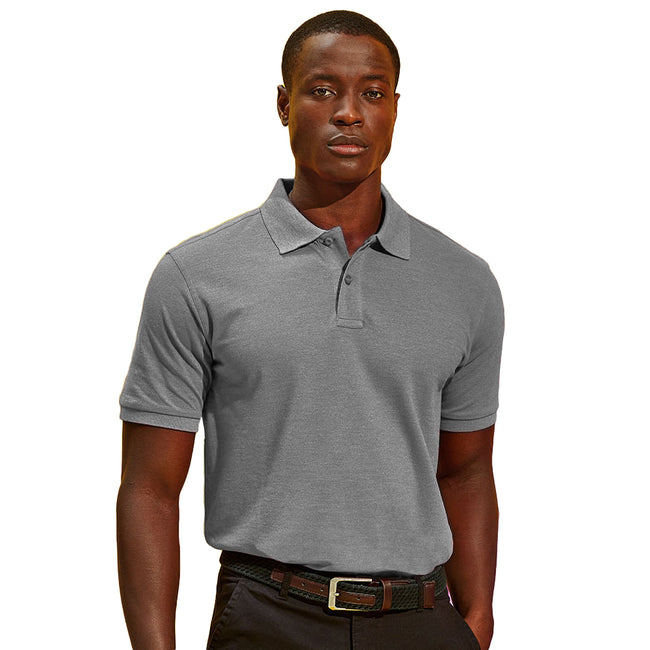 Washed Kelly - Back - Asquith & Fox Mens Plain Short Sleeve Polo Shirt