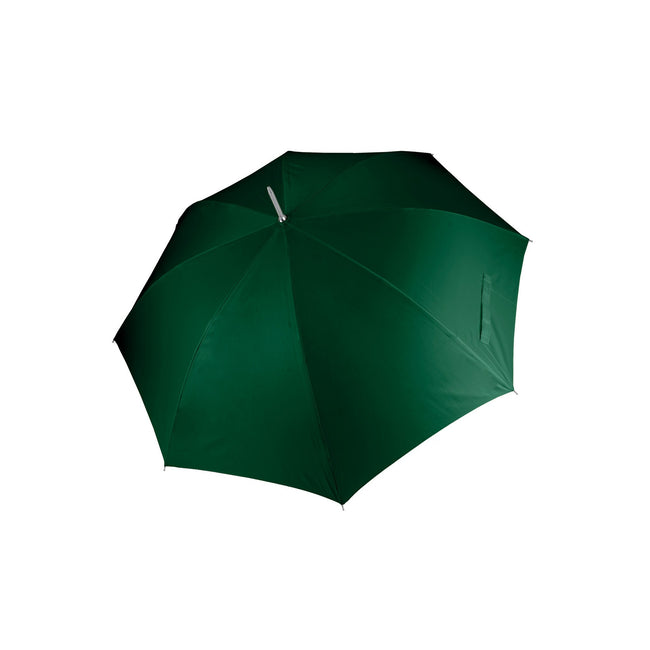 Bottle Green - Front - Kimood Unisex Auto Opening Golf Umbrella