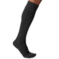 Red - Back - Kariban Proact Mens Cushioned Rib Top Sports Socks