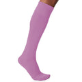 Black - Front - Kariban Proact Mens Cushioned Rib Top Sports Socks