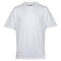 White - Front - Fruit Of The Loom Mens Belcoro Cotton Underwear T-Shirt (Pack Of 3)